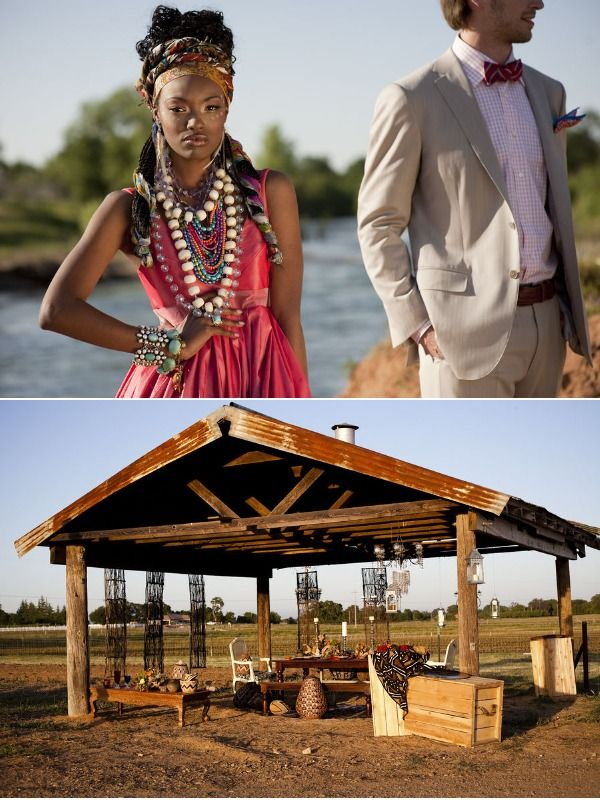 Gorgeous!                                                                                Styling and Production (http://www.sisterbrotherstyle.com/). Photography by Zoom Photography (http://zoomphotography.net/).
