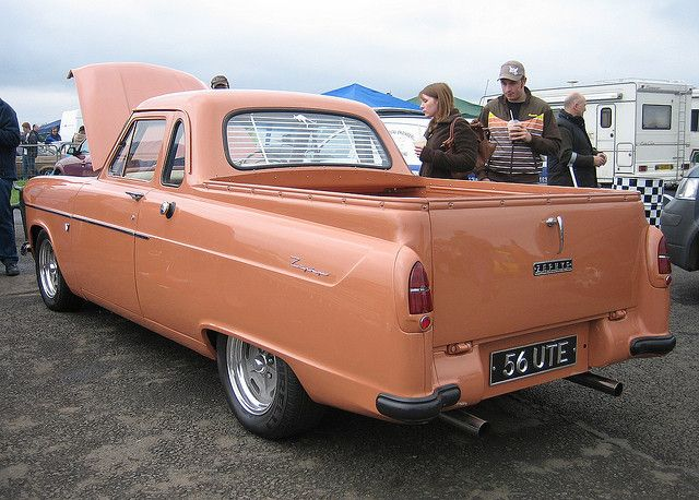 Ford Zephyr Ute | Flickr - Photo Sharing!
