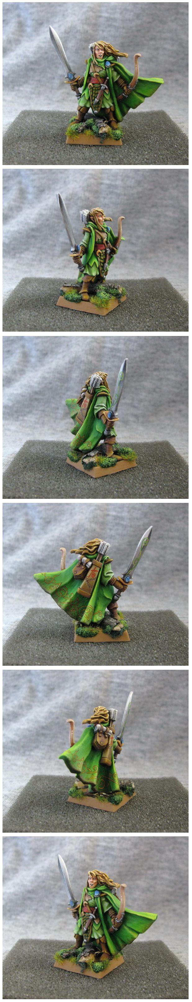 Wood Elves Waywatcher