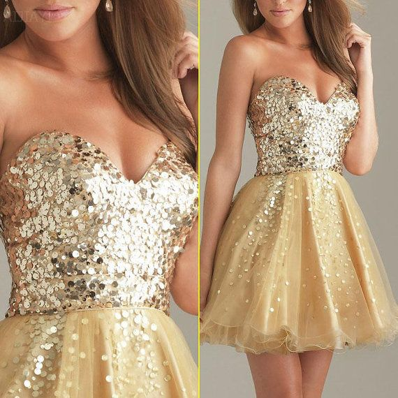 Stunning Aline Homecoming Dress Short Prom Dresses by AIJIAYI, $135.00