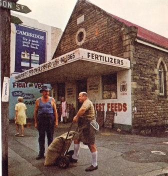 Hannaford Produce Store : corner of Darling Street and Nelson Street, Rozelle, ca. 1974.