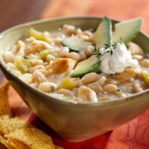 ... White Chili | Crockpot recipes | Pinterest | White Chili, Chili