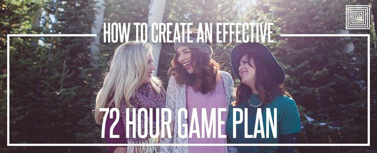 LuLaRoe How to create an effective 72 hour game plan