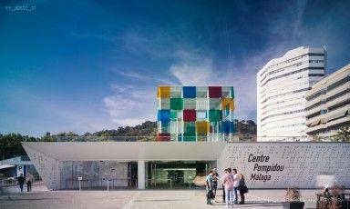 Museo Pompidou de Málaga