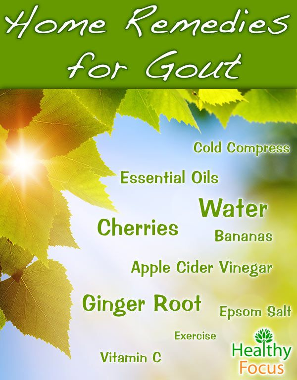 Gout is caused by the build-up of uric acid in your blood, which leads to the formation of hard acid crystals in the joints. Gout can also decrease the amount of synovial fluid in your joints.