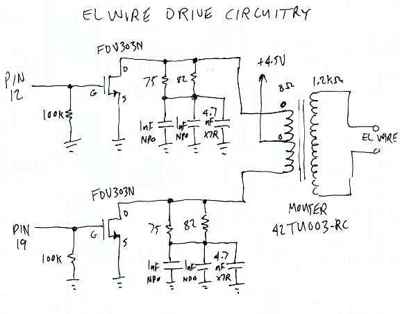 Diode el wire inverter connect arduino google search