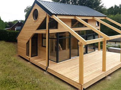 best 25 carport holz ideas on pinterest carport aus. Black Bedroom Furniture Sets. Home Design Ideas