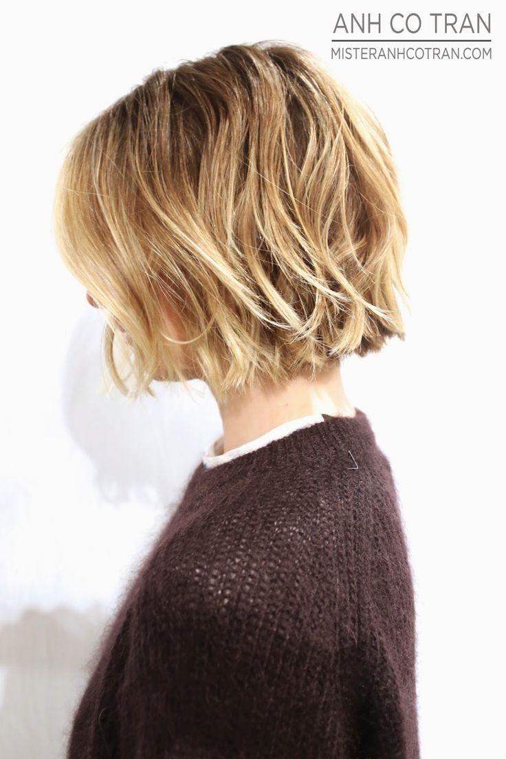 Mister AnhCoTran: SHORT HAIR SUNDAY!