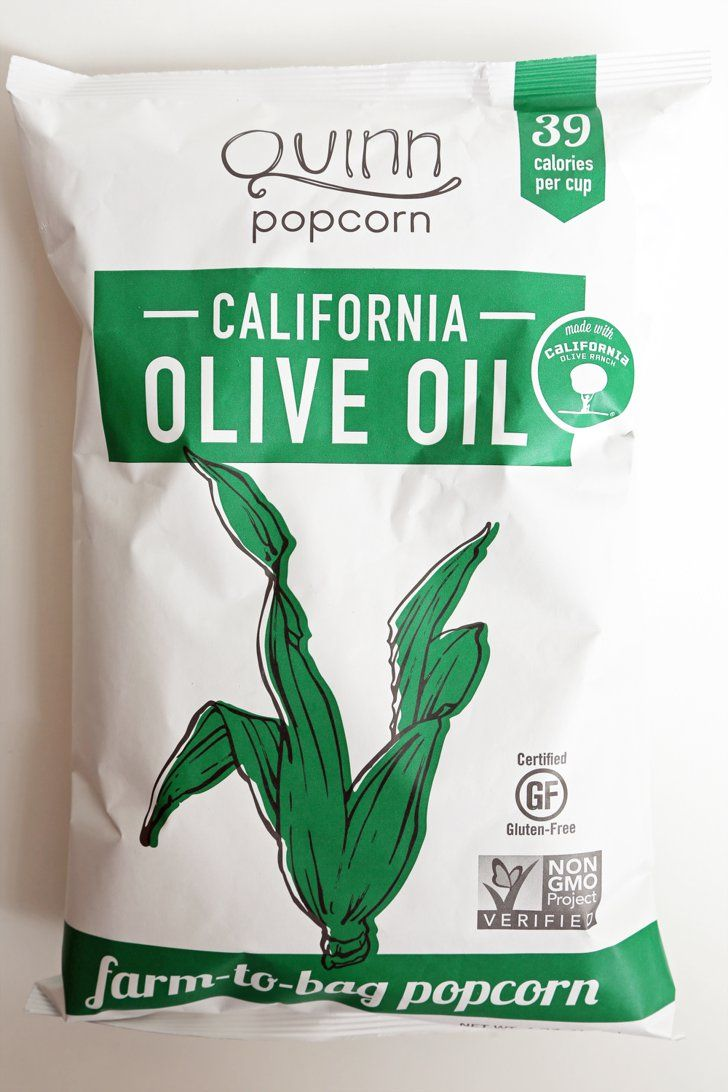 Pin for Later: The Best of the Best New Supermarket Snacks of 2014 Quinn Popcorn California Olive Oil