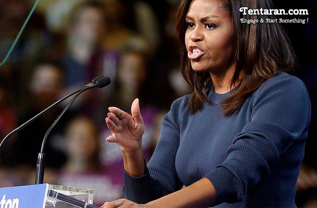 Internet Users says Michelle Obama should run for 2020 elections