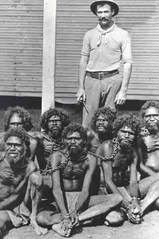 """Until the mid-60s, indigenous Australians came under the Flora And Fauna Act, which classified them as animals, not human beings."