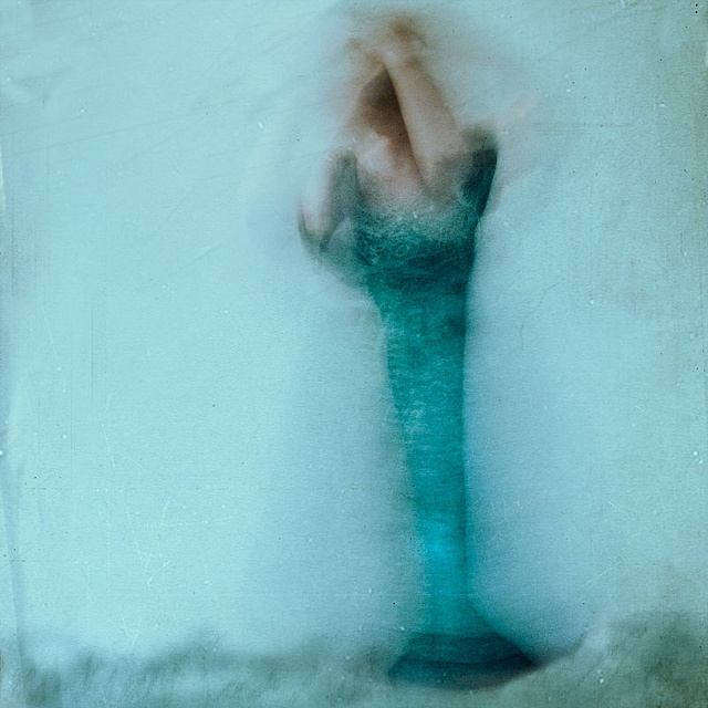 ☽ Dream Within a Dream ☾ Misty Blurred Art & Fashion Photography - Mirjam Appelhof