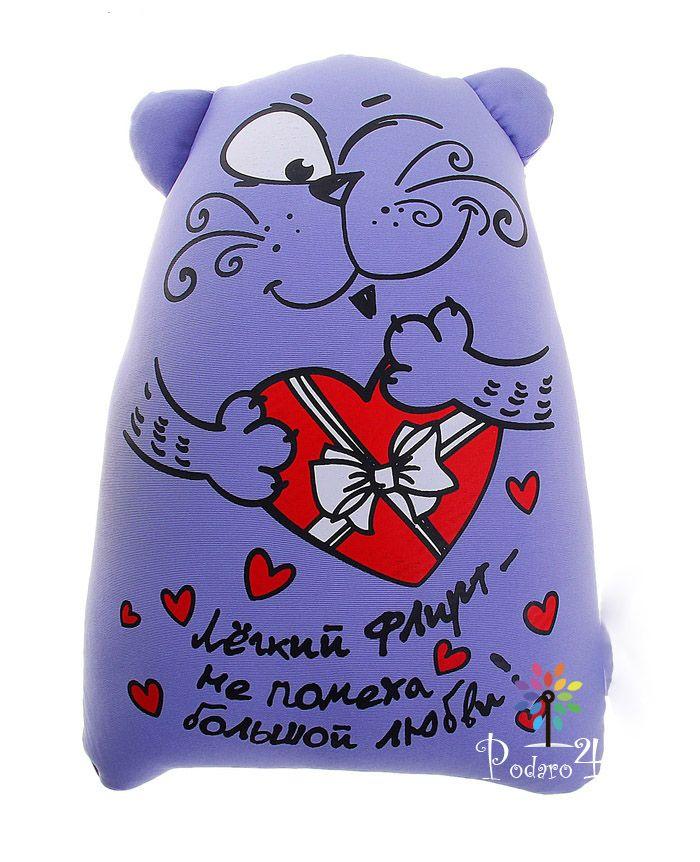 Подушки-игрушки антистресс купить в Минске
