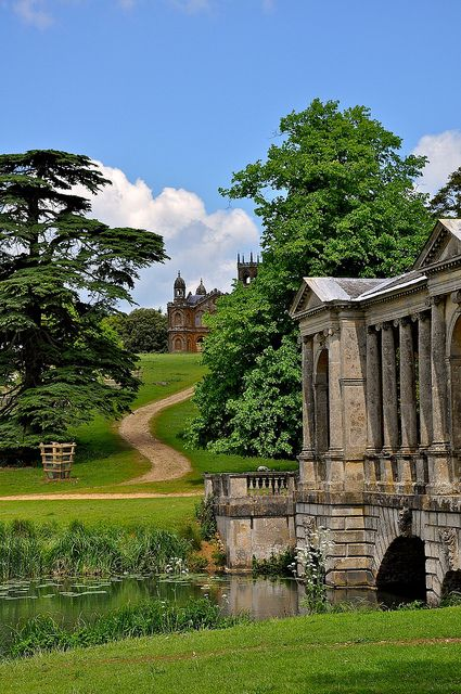 Stowe Park, Buckinghamshire, England - At Empire Electrical Contractors, we are local Electrical Contractors and Electrician Services covering Windsor and surrounding areas! Visit our website for more information - www.empireelec.co.uk
