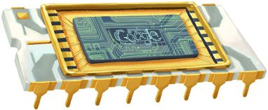Robert Noyce  Google's doodle paid tribute to Intel co-founder Robert Noyce, who is credited with co-inventing the integrated circuit—the technology behind the chips powering the gadgets that are now part of our everyday lives. For more, see Robert Noyce and the Inventors of Personal Computing.