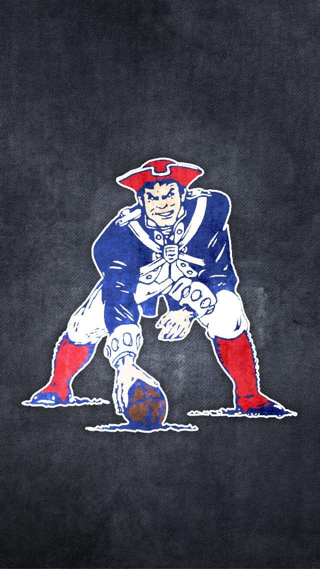 New England Patriots NFL IPHONE WALLPAPER Patriots
