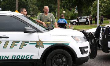 East Baton Rouge Sheriff Says Shooting Isn't About Gun Control