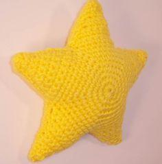 "April Draven: Star Stuffie ""Twinkle Star"" Free Crochet Pattern--what a beautiful pattern!!"