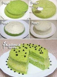 Pratik Ispanaklı Pasta Tarifi