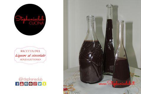 Il liquore al cioccolato senza lattosio - ricetta di Natale