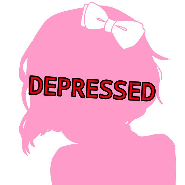 Introvert Girl — Doki doki literature club.