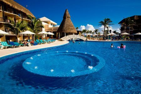 Club Lookéa Riviera Maya - piscine