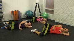 Jackie Warner Workout - pyramid workout