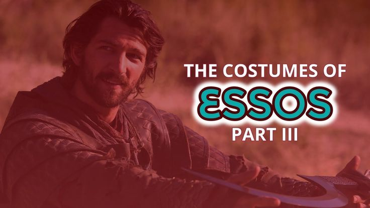 The Costumes of Essos Part III