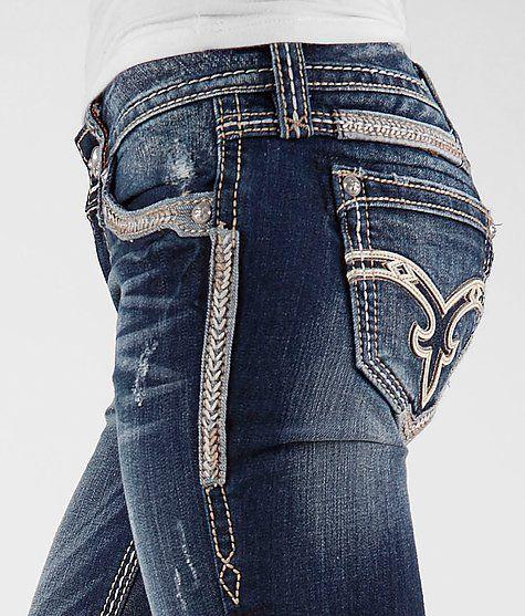 Rock Revival Denisa Boot Stretch Jean
