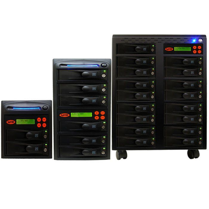 SySTOR SATA Hard Disk Drive / Solid State Drive (HDD/SSD) Clone Duplicator/Sanitizer