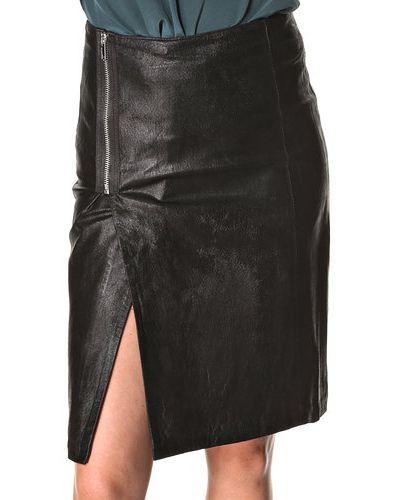 Skórzana spódniczka / black leather skirt