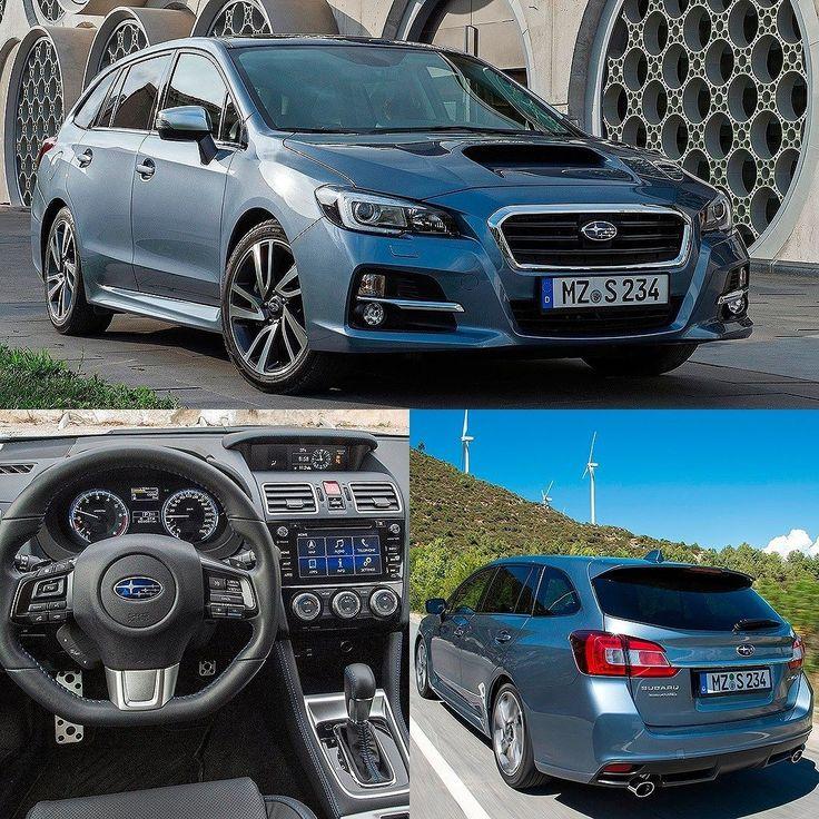 Subaru Levorg 2016 Perua esportiva chega ao mercado europeu como 'sucessora espiritual' da Subaru Legacy disponível em versão única GT com vários equipamentos e tração integral. Motor 1.6 turbo com 170 cv e 240 Nm de torque acoplado com câmbio CVT. Faz de 0 a 100km/h em 8s. Tem 522 litros no porta-malas que pode chegar ao 146 litros com os bancos rebatidos. Preço no Reino Unido: 27495. SAVE THE WAGONS!  #CarroEsporteClube #Levorg #SubaruLevorg #subaruLegacy#auto #brasil #cargramm #carporn…