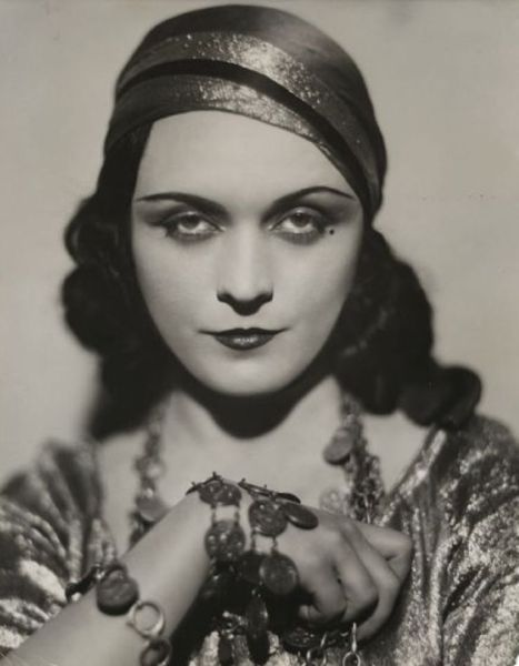 Pola Negri-3 January 1897 – 1 August 1987; Actress in silent and talking films, theater, and vaudeville; as a singer and recording artist; as an author; and as a ballerina.