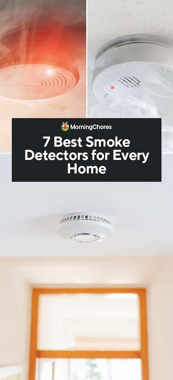 7 Best Smoke Detectors For Every Home Smoke Detectors Detector Nest Smoke Detector
