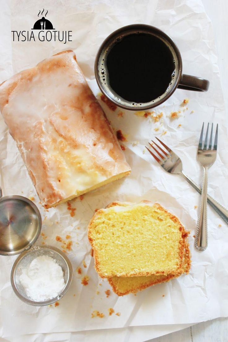Tysia Gotuje blog kulinarny: Babka budyniowa