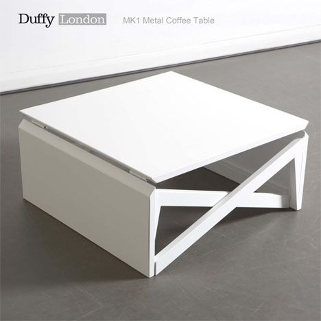 Transforming Coffee Table Duffy London 6 - 25+ Best Ideas About Folding Coffee Table On Pinterest