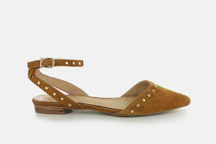 Shoesday: Wanted Cabella Studded Flat - Mama Stylista