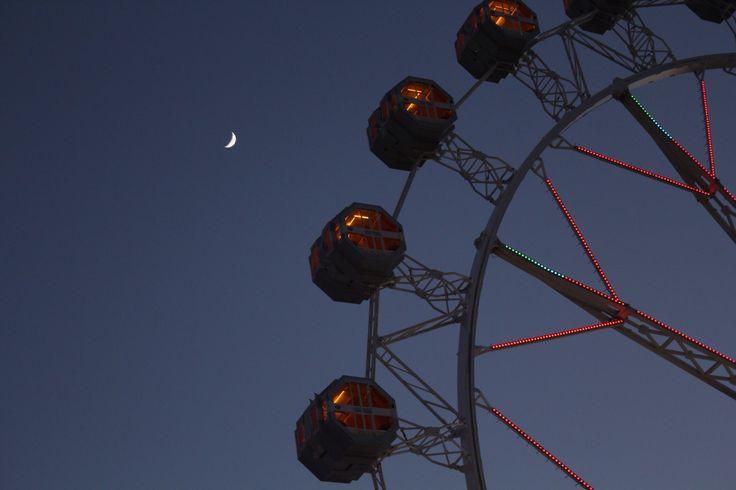 The Moon ©Lourdes Pozo