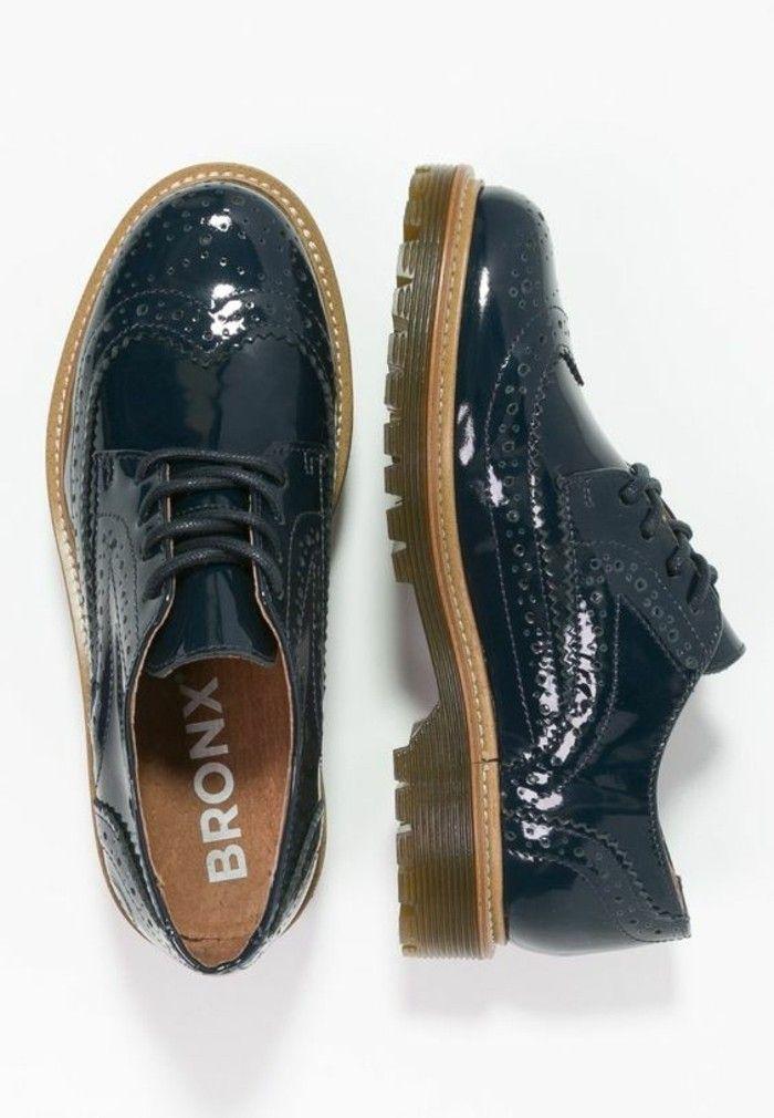 d8a876b08 Savourez les dernières tendances chez les chaussures derbies ...