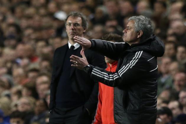 Mourinho Sebut PSG Menang Taktik Cerdik: Mourinho Sebut PSG Menang Taktik Cerdik
