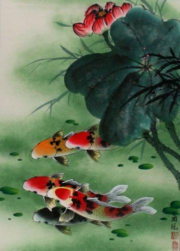 152b7748d091cdffadc3bab2c2616e35--koi-art-fish-art