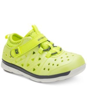 Stride Rite M2P Phibian Shoes, Toddler Boys (4.5-10.5) - Green 7