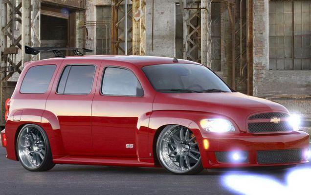 Chevrolet Hhr Lt Of 2016 Car Chevy Hhr Chevy Trucks Chevy