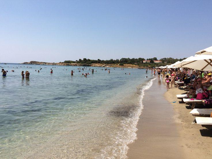 South coast beach-Voula,Athens