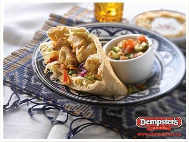 Easy Turkey Falafel from www.Dempsters.ca