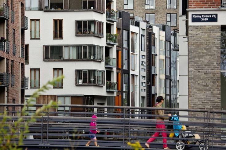 Transect T6 | Urban Core | Sluseholmen by Arkitema Architects + Sjoerd Soeters | Copenhagen Denmark