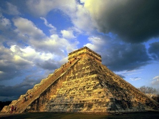 Mayan Ruins Mexico...been here and the climb to the top was worth the view!