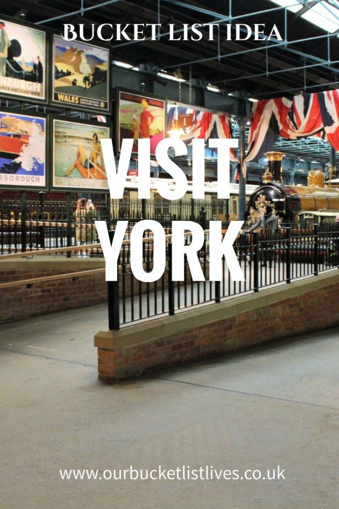 Bucket list idea, 30 hours in York, just what can you do with kids? Bucket list family