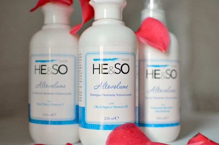 HAIR CARE: He&So Altovolume | Vogue for Breakfast