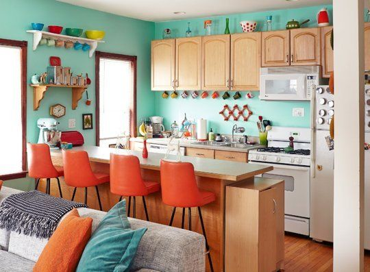 Small Space Style: 10 Charming & Compact #Chicago Homes
